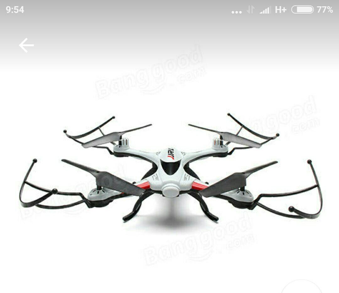 Niezniszczalny dron JJRC H31 19,99$
