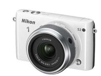 Aparat Nikon 1 S2 + 11-27.5mm @ibood