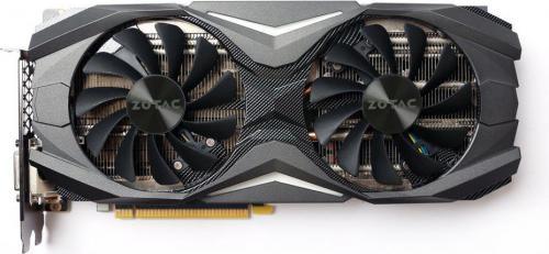 Zotac GeForce GTX 1070 2x IceStorm ExoArmor 8GB GDDR5