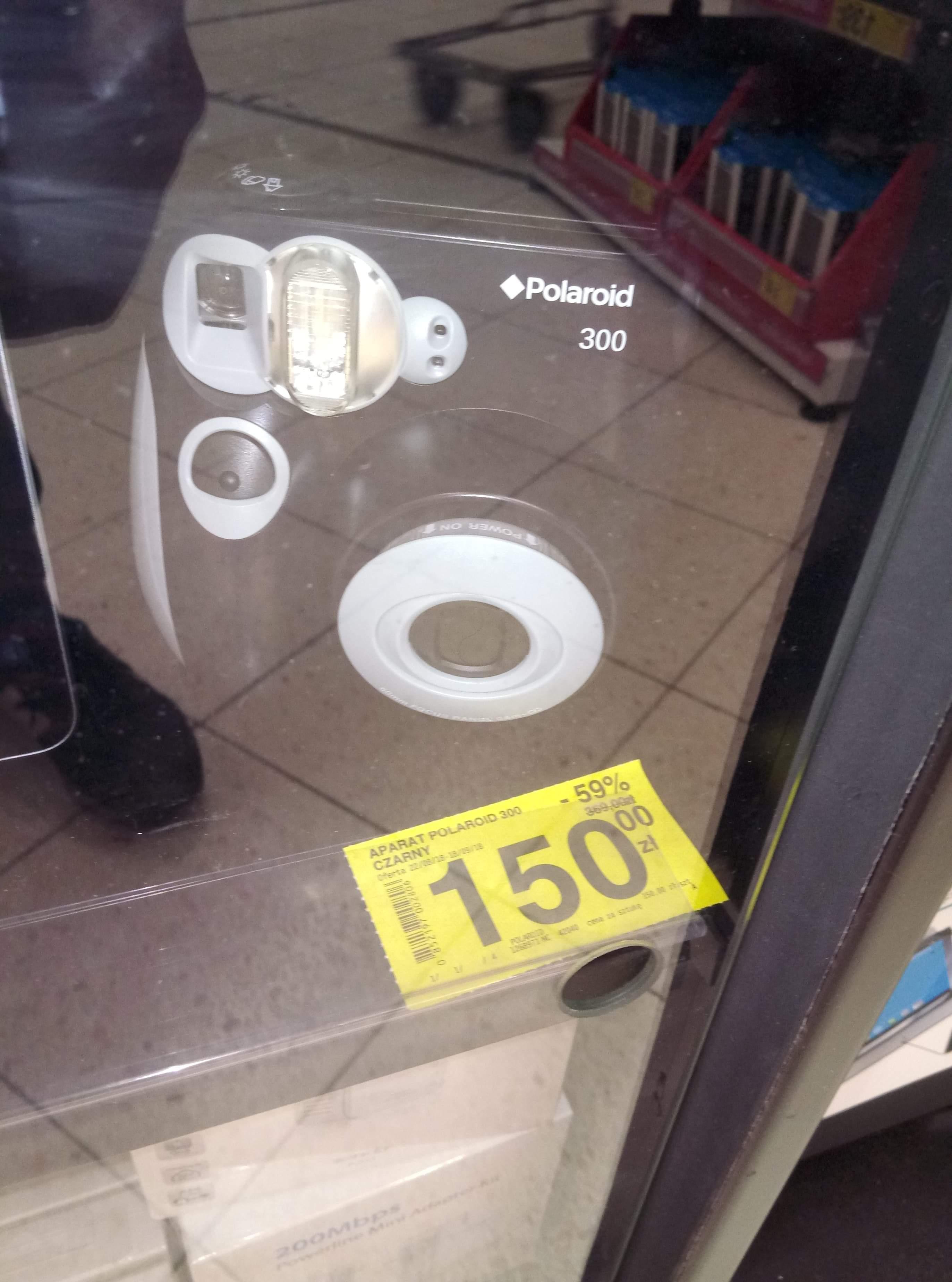 Polaroid 300 - natychmiastowe zdjęcia @ Carrefour