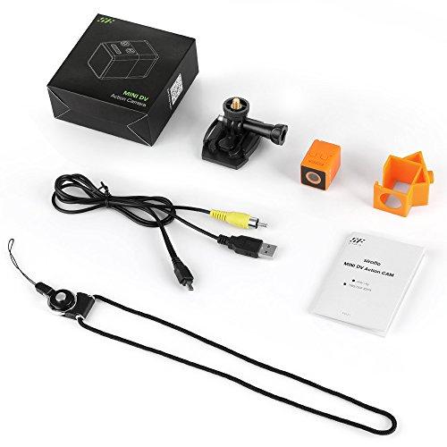 [Błąd?] Mikro kamera Siroflo + mysz Mad Giga + headset + kabel + szkło na iphone 8 za ~23zł @ Amazon (ES)