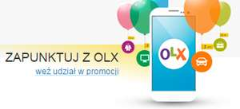 Zapunktuj z OLX