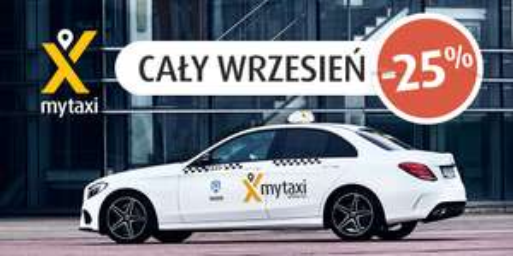 -25% na przejazdy w Poznaniu we wrześniu