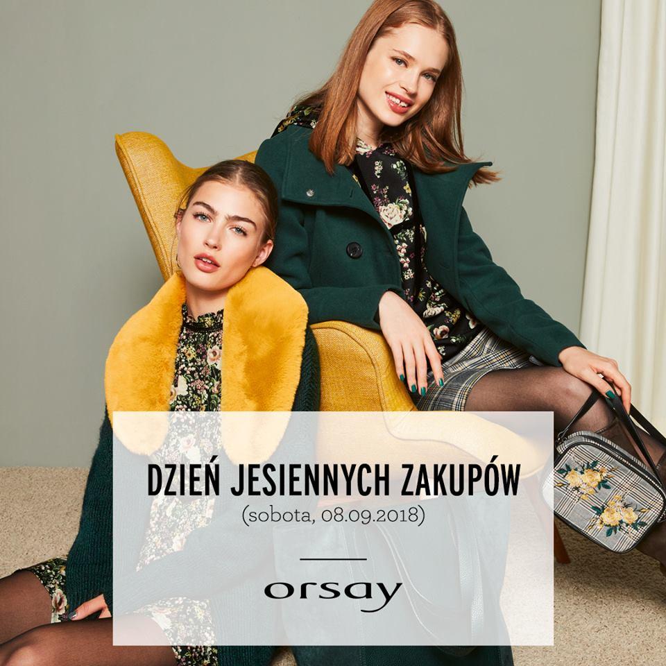 [8.09] 25% rabatu na zakupy, potrójne punkty klubowe, katalog z bonem @ Orsay