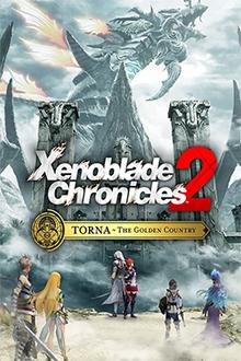 DLC Xenoblade chronicles 2 Torna Golden Country (NS)