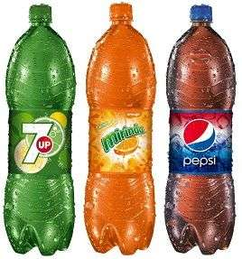 Pepsi, Mirinda, 7Up 1l taniej w tesco