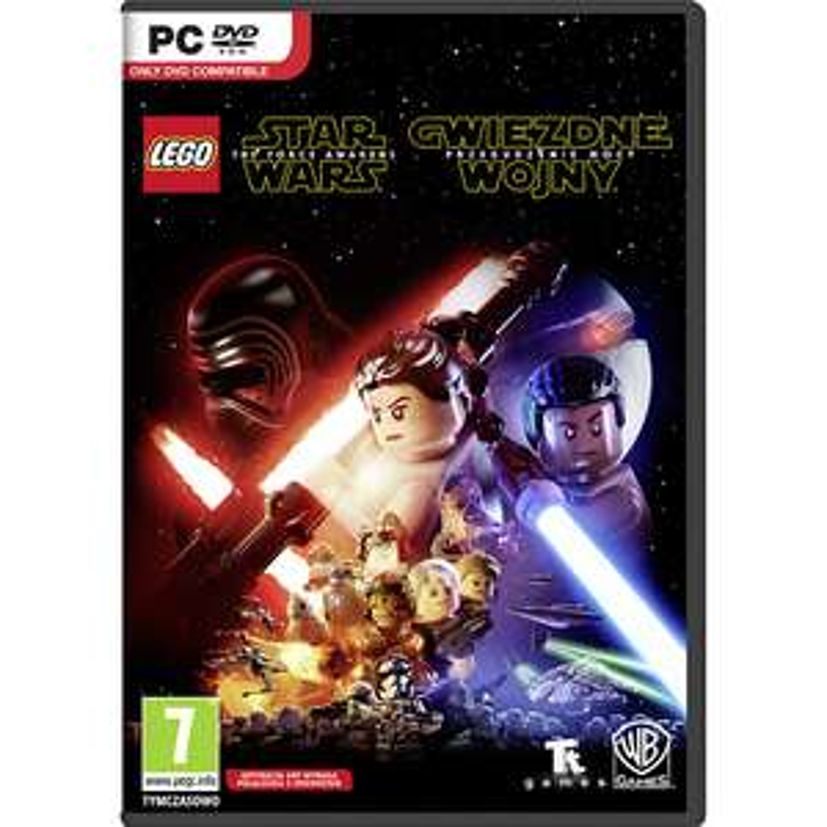 Gra LEGO Star Wars - Przebudzenie Mocy - PC - SMYK