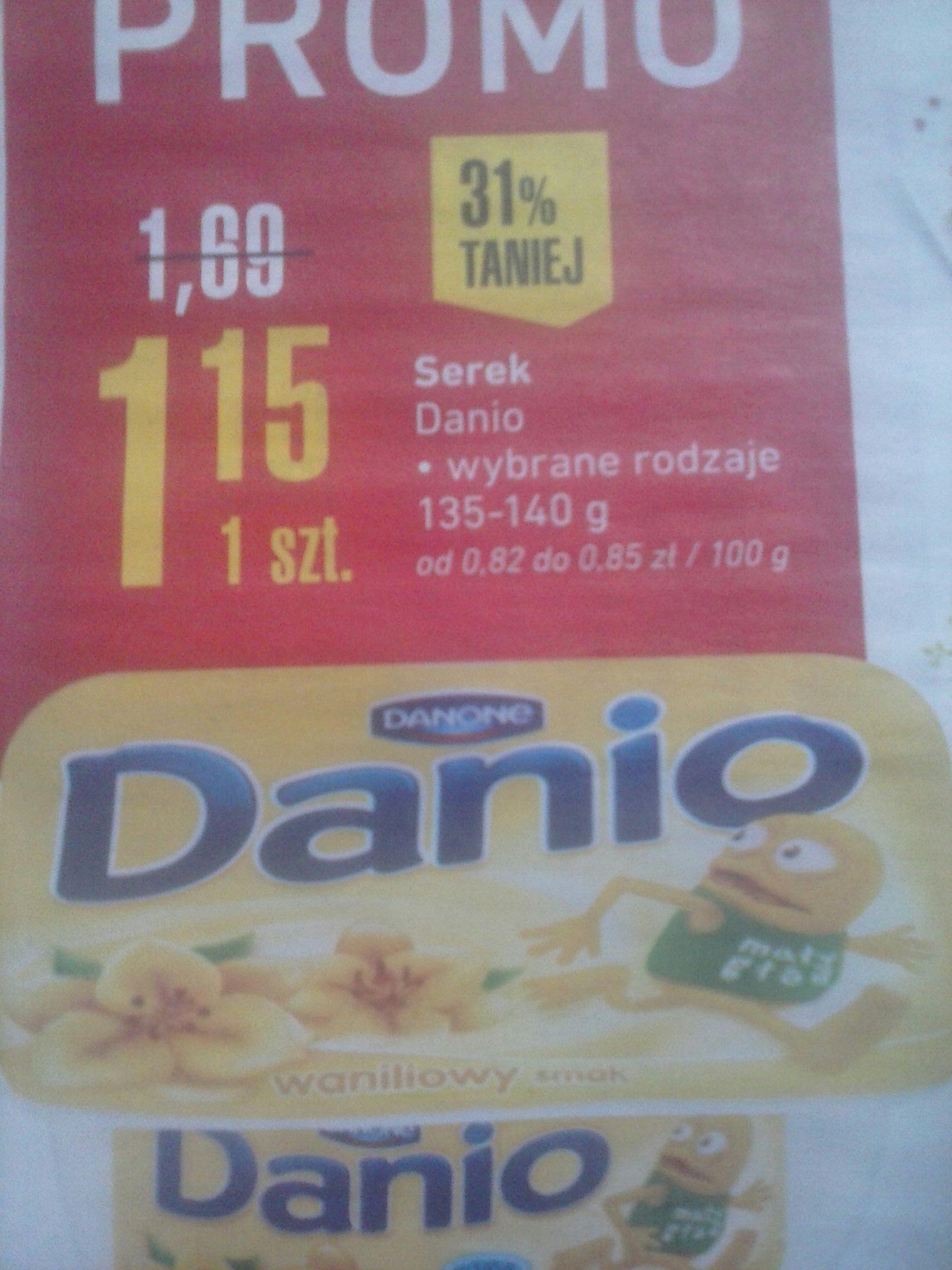 Metoda na głoda Danio intermarche