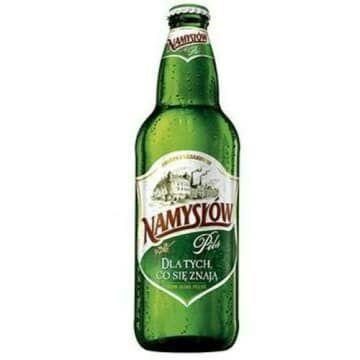 Piwo Namysłów w Dino