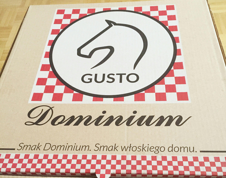 Mała Pizza w Gusto Dominium