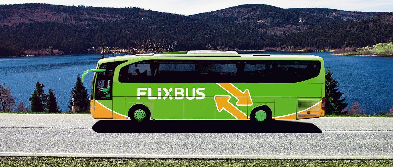 FlixBus i FlixTrain -10 % czytaj opis