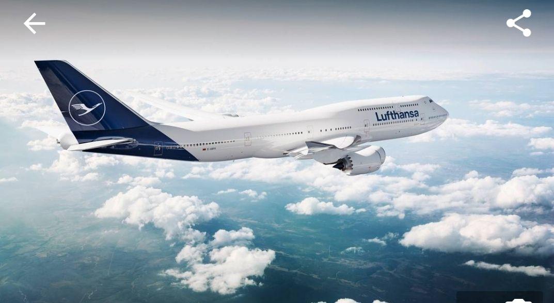 Groupon o wartości 100zl na bilety lotnicze Lufthansa jedynie za 9zl!