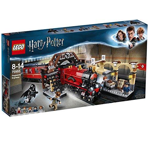 LEGO Harry Potter - Ekspres do Hogwartu 75955
