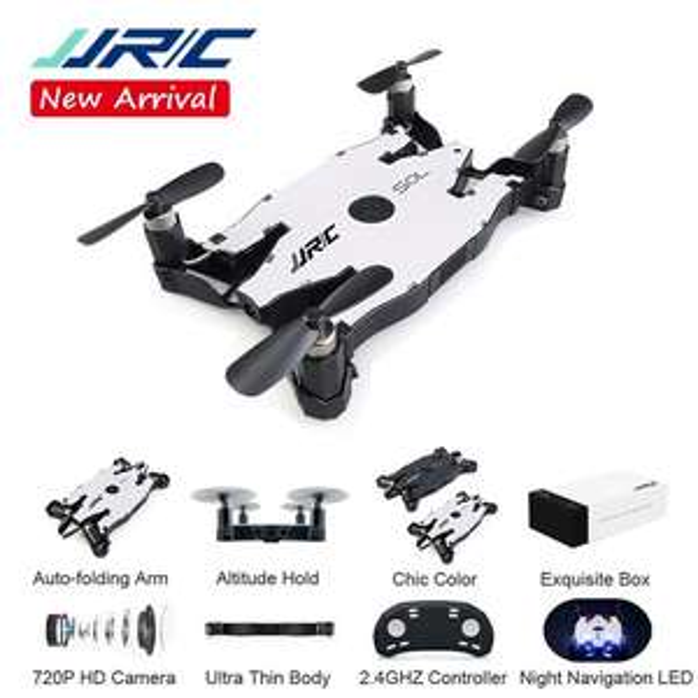Dwa drony JJRC H49 + JJRC H36 za 23.83$