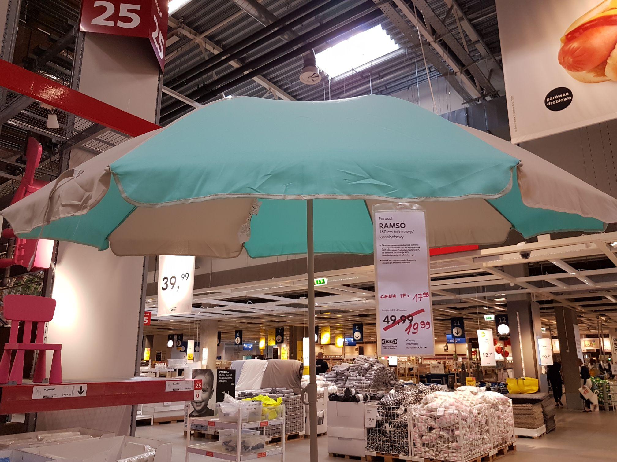 Parasol @Ikea Poznań