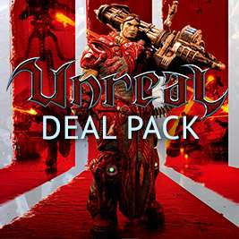 Unreal Deal Pack - 5 gier [PC, Steam] @ Yuplay