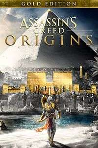 XBOX Assassin's Creed® Origins - GOLD EDITION (cena w MS Store AR 65 PLN)