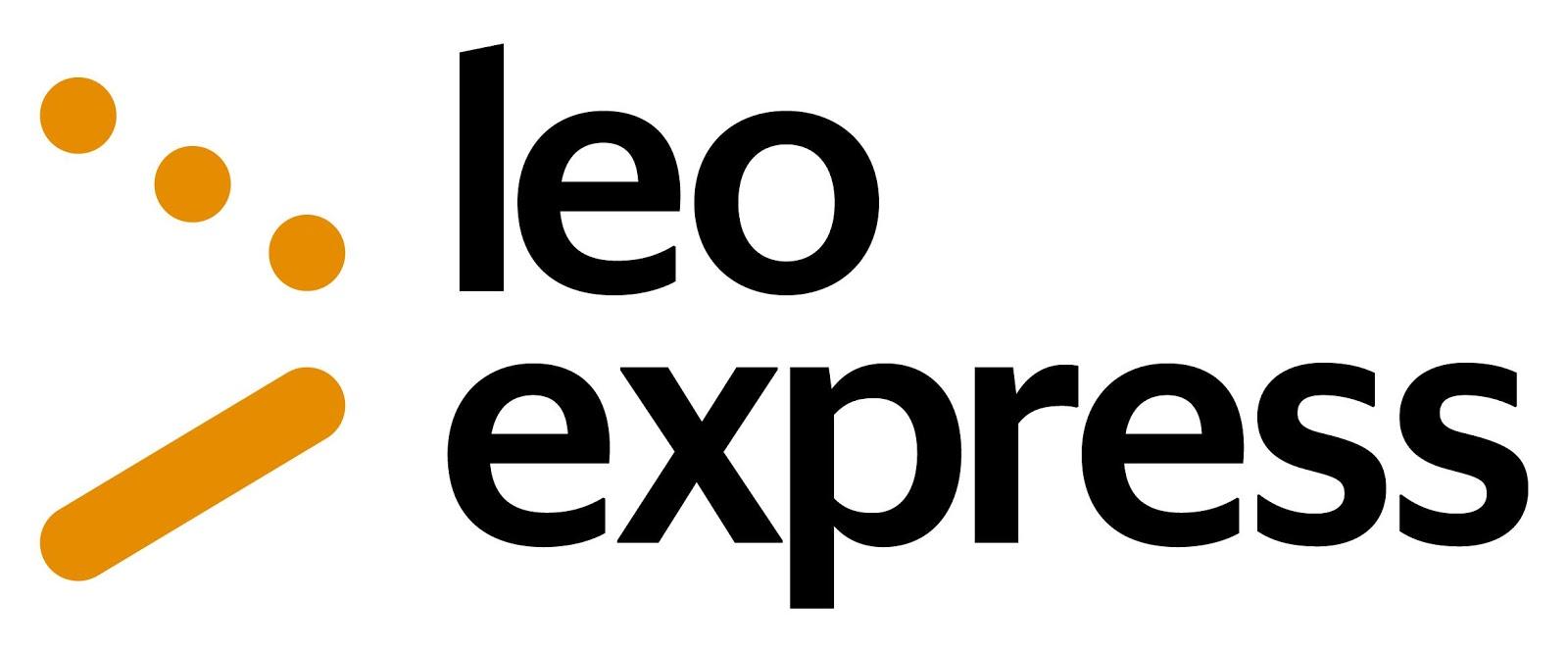 Leo Express: bonus 25 % za zakup leo koron
