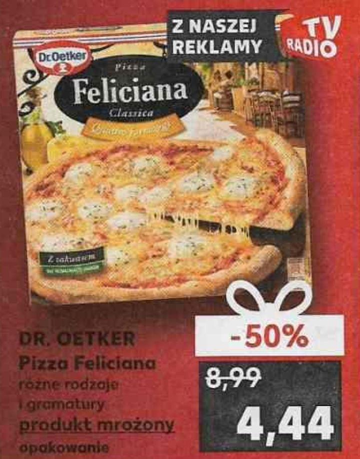 Pizza Feliciana @ Kaufland