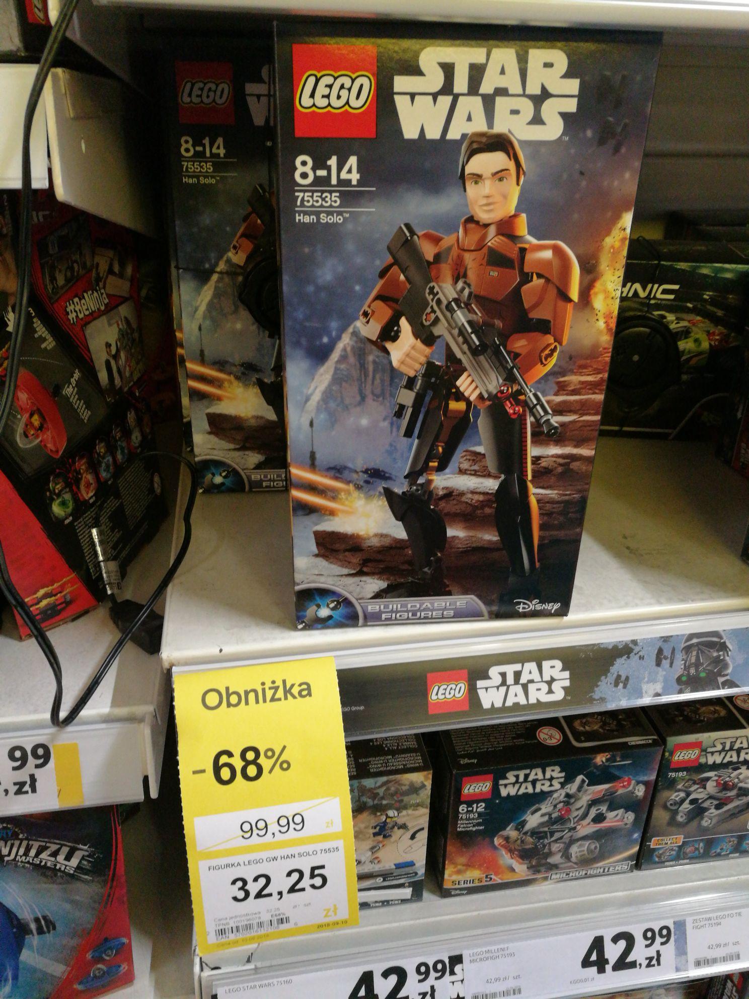 Lego Han Solo 75535 @Tesco