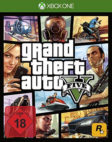 GTA V XboX One (możliwe 58zł) @ amazon.de