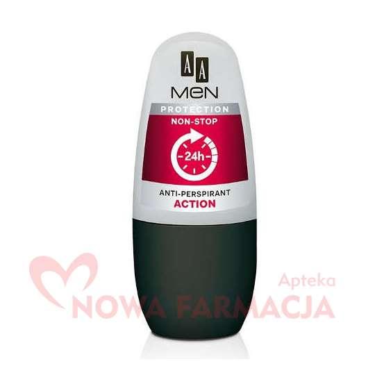 AA MEN - antyperspirant