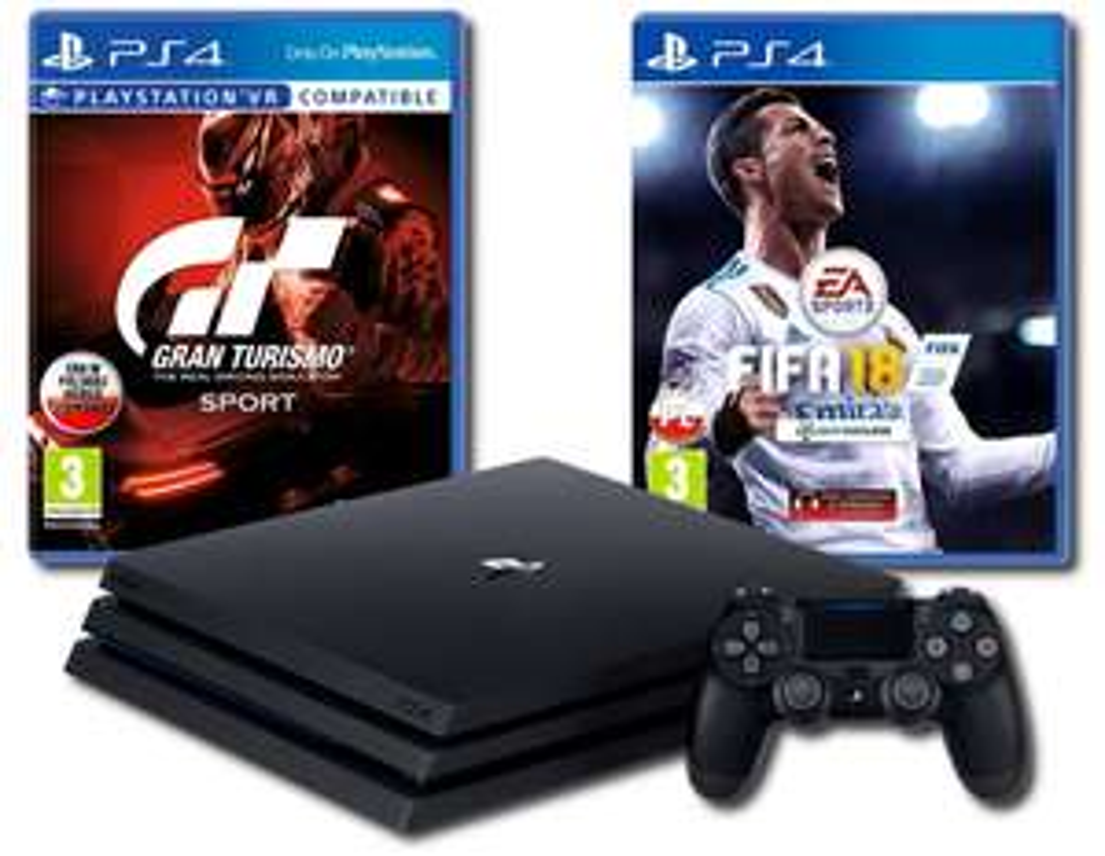 PS4 Pro w najlepszej cenie w tym momencie