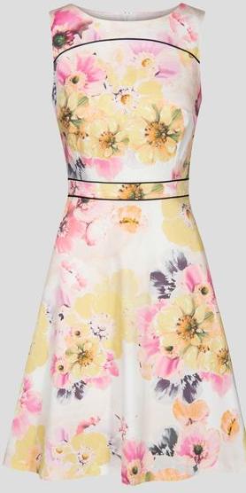 Sukienka w kwiaty (rozmiary 34, 36, 38, 40) @Orsay