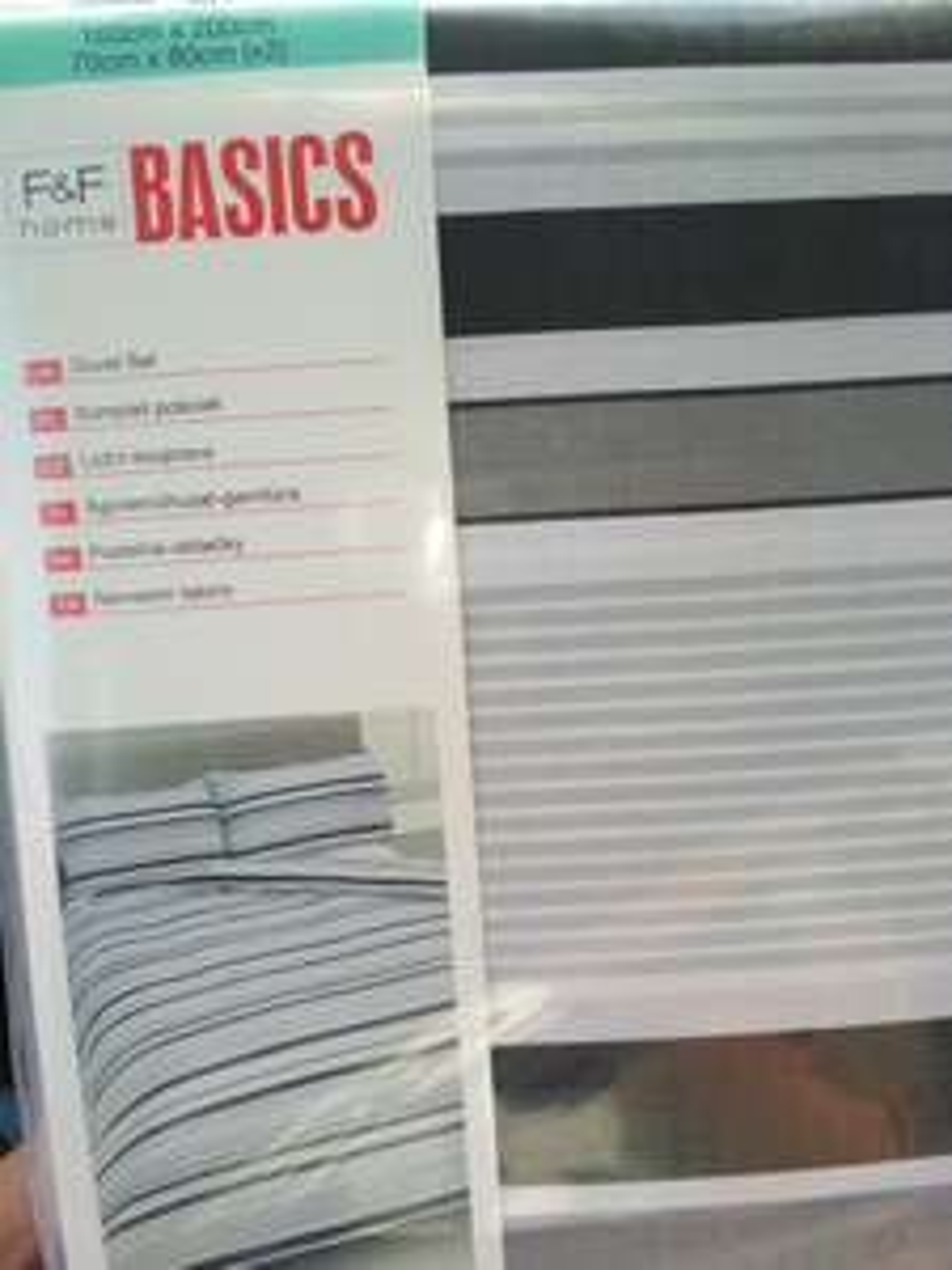 Komplet pościeli 160x200 cm F&F home Tesco