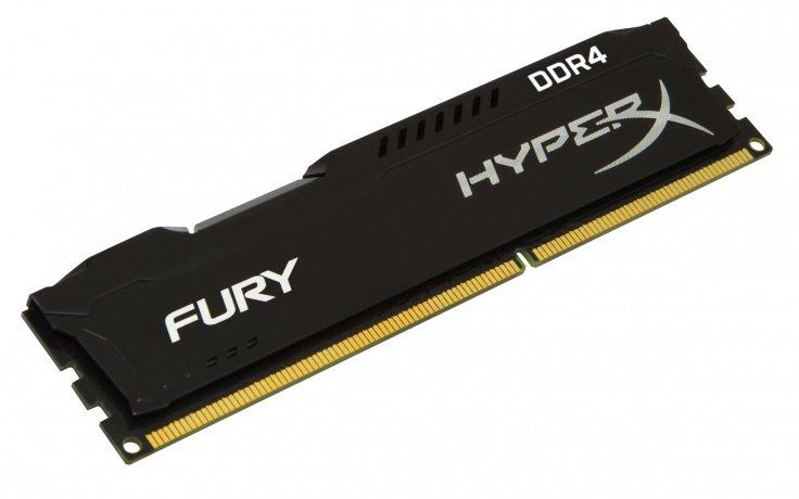 Pamięć HyperX 8GB DDR4-2400 CL15 Fury