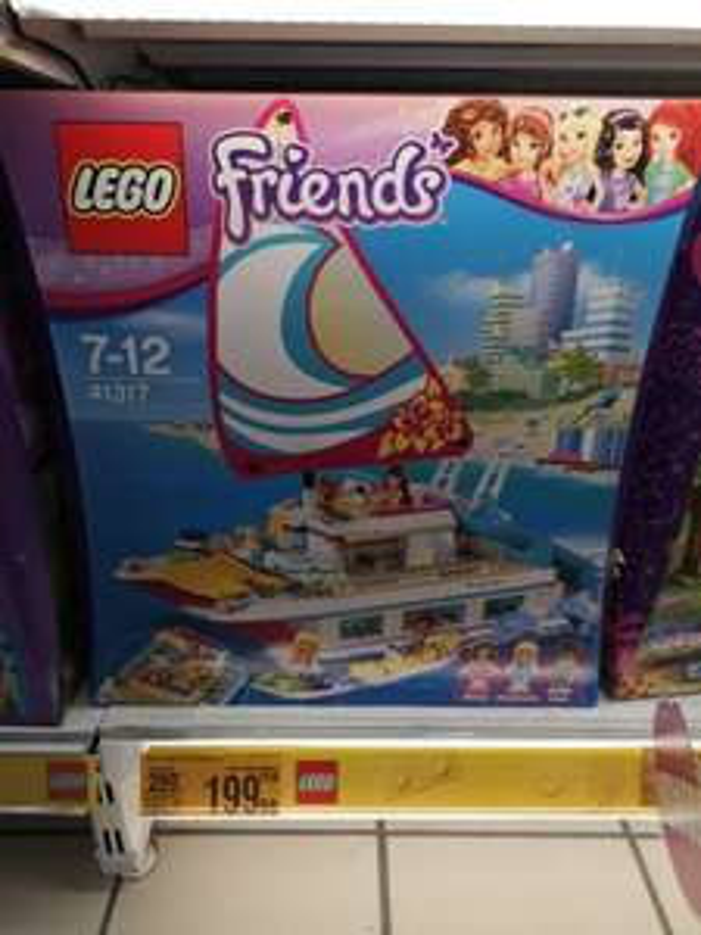 LEGO friends 41317 Toruń Auchan