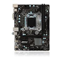 Płyta główna MSI H110M PRO-D DDR4 LGA1151