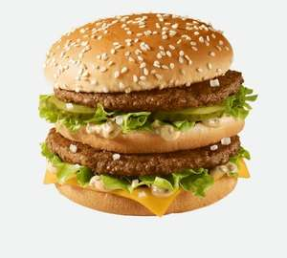 Big Mac Galeria Polnocna Warszawa