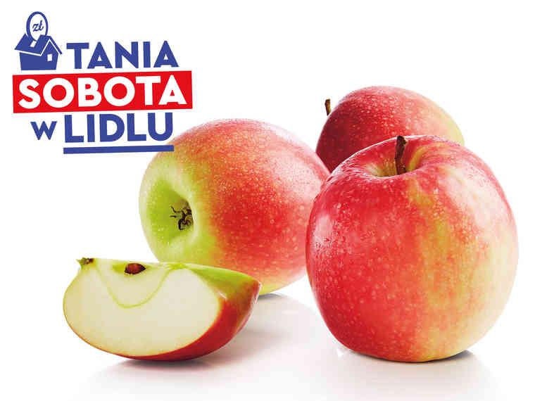Polskie jabłka wczesne, luzem 1 kg
