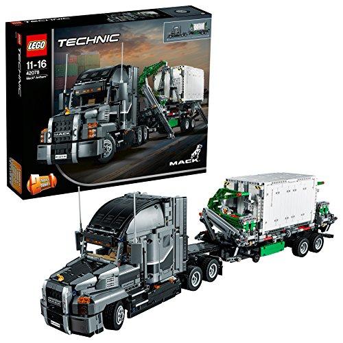 LEGO Technic 42078 – Mack ANTHEM - Amazon.de