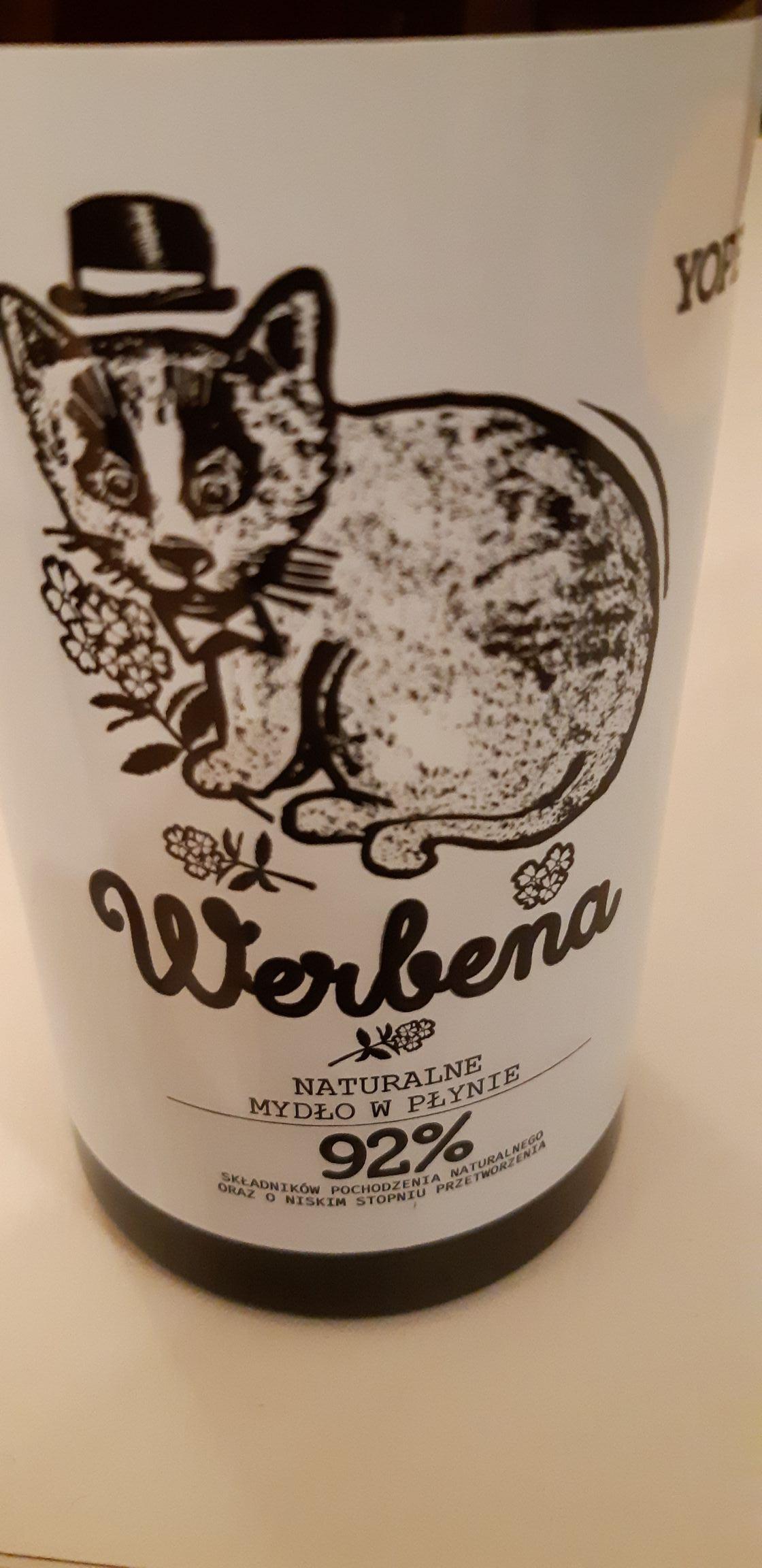 Mydło w płynie Yope Werbena @HEBE - możliwa cena 5,66!