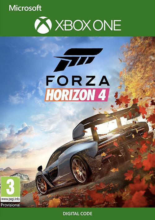 Forza Horizon 4 + Formula Drift Car Pack klucz z cdkeys.com