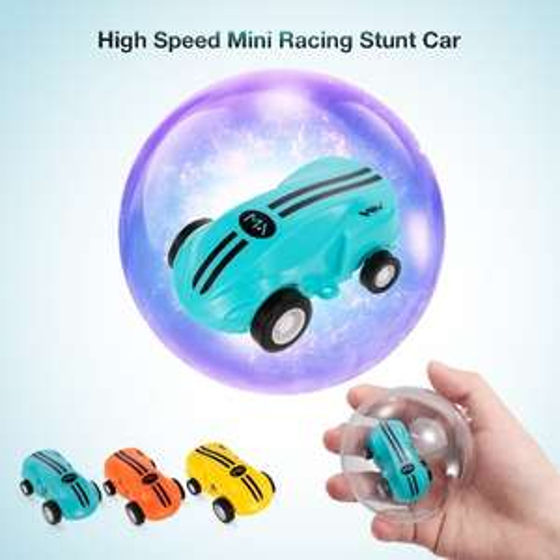 Bardzo szybki (25km/h) samochód na sznurku