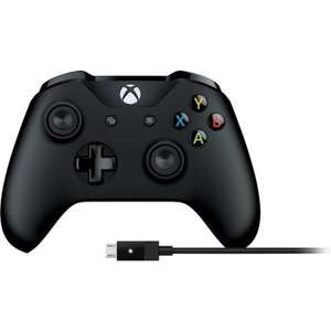 Xbox Controller Bluetooth + Cable for Windows