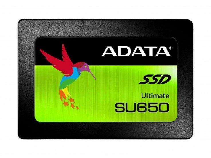 Dysk SSD 2.5 ADATA Ultimate SU650 240GB SATA3