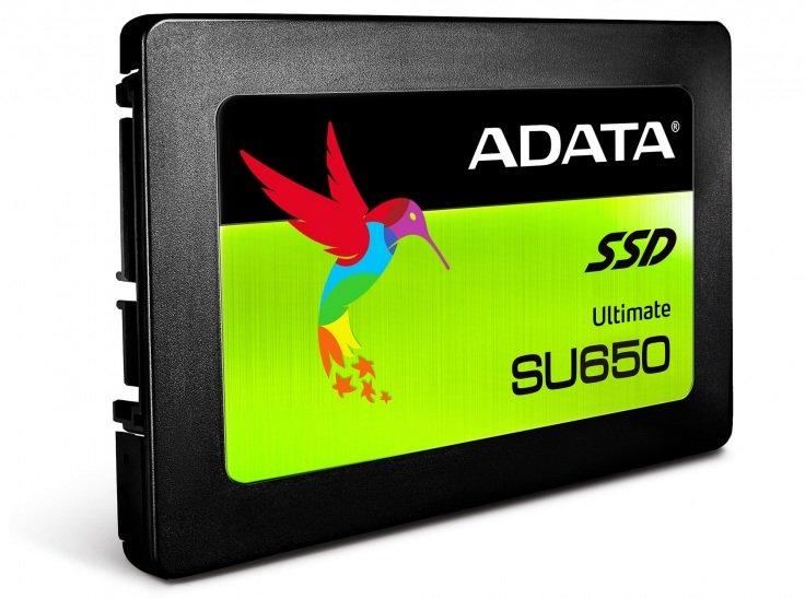 Dysk SSD 2.5 ADATA Ultimate SU650 480GB SATA3