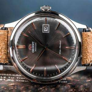"Zegarek Orient Bambino v4 FAC08003A0 - ""piękności ty moje"" @CW"
