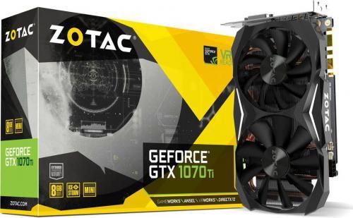 ZOTAC GTX 1070 TI Mini