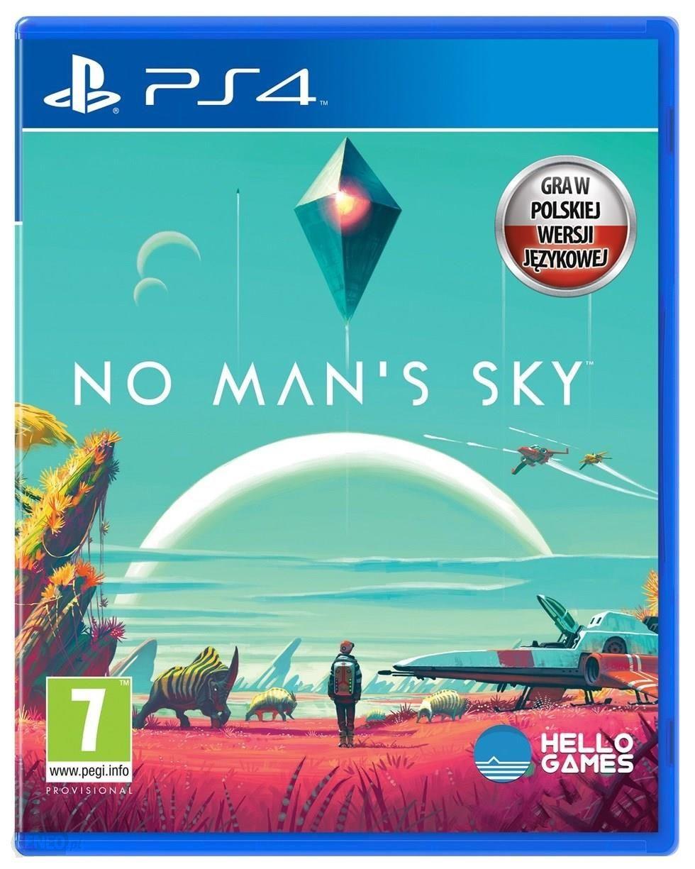 No Man's Sky z tureckiego PSN