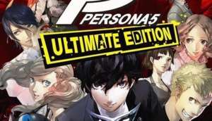 Persona 5: Ultimate Edition z tureckiego PSN