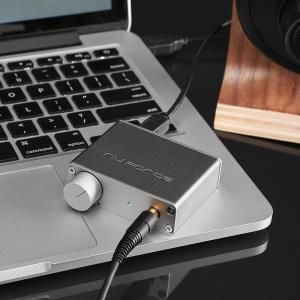 """NuForce uDAC-5 DAC/Amp - """"karta dźwiękowa"""" i wzmacniacz"""
