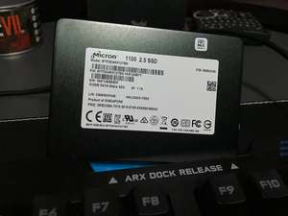 Dysk SSD Micron 1100 1TB 3D NAND 530/500