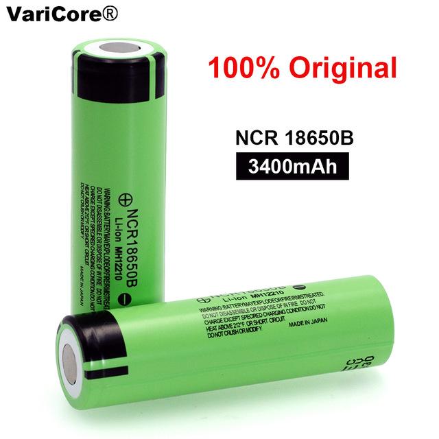 Akumulatorki NCR18650B 3.7 v 3400 mah 18650