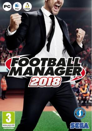 Football Manager 2018 @cdkeys