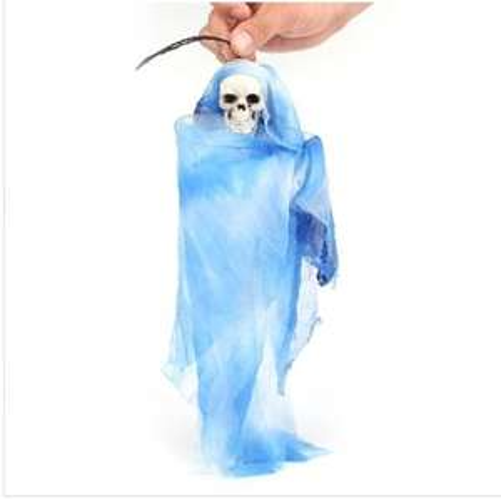 Kostucha na Halloween i inne gadżety